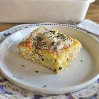 Kotopita Chicken Pie from Cooking with Loula