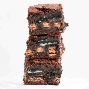 Triple Threat Brownies #WeekdaySupper