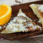 Chocolate Hazelnut Orange Potstickers #WeekdaySupper #Giveaway