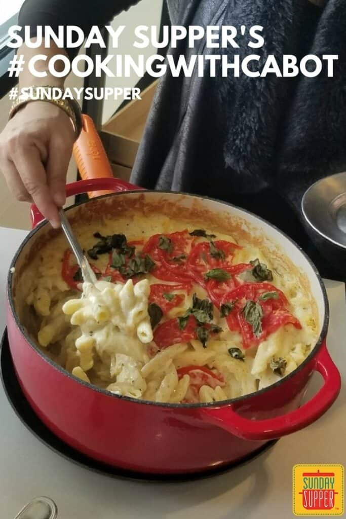 #CookingWithCabot VIP Event Recap #SundaySupper Sunday Supper tastemaker Lane Richeson shares her fun recap of the recent #CookingWithCabot VIP event organized by #SundaySupper in Tampa.