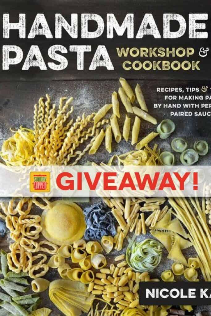 Spaghetti Cacio e Pepe #WeekdaySupper #Giveaway