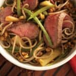 Beijing Noodle Salad #WeekdaySupper #BestBeef