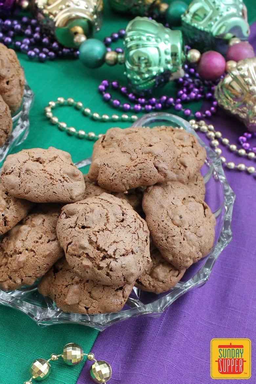 Pecan Praline Cookies #SundaySupper
