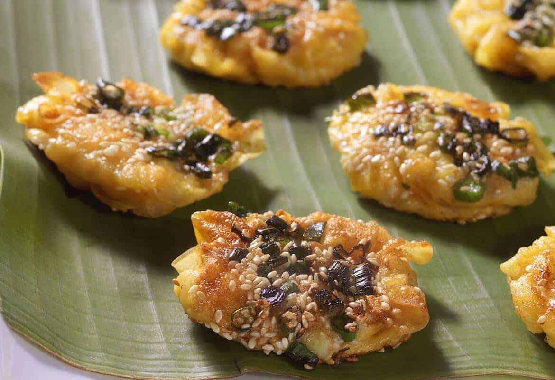 Smashed Shrimp Shumai #WeekdaySupper - Sunday Supper Movement