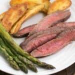 Sunday Supper recipes: Soy Orange Juice Red Wine Marinated Steak #WeekdaySupper #BestBeef