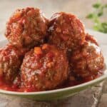 Sunday Supper recipes: Classic Meatballs #WeekdaySupper #BestBeef