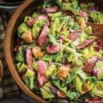 Grilled Steak Caesar Salad #BestBeef