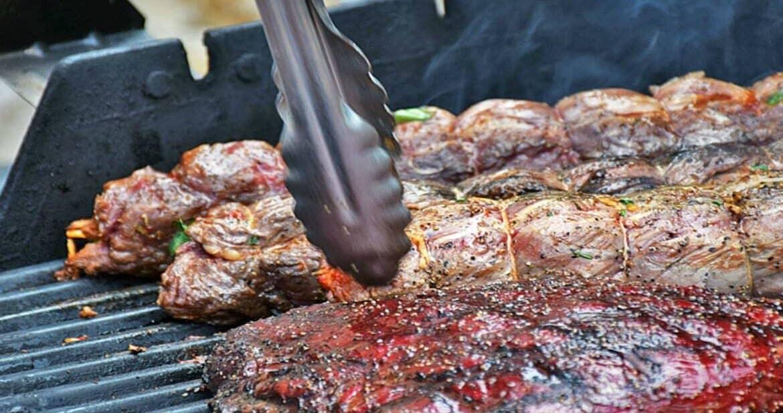 Harissa Beef Roulade