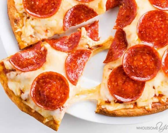Hot Lunch Ideas - Pizza Crust Recipe