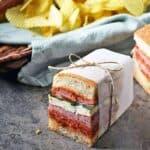 Italian Pressed Sandwich #SundaySupper