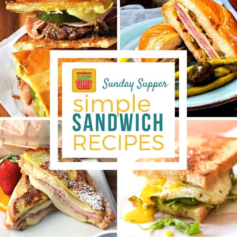 Simple Sandwich Recipes That Will Make You Love Lunch