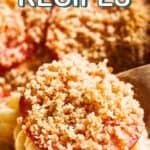Comfort Food Pasta Recipes Pin