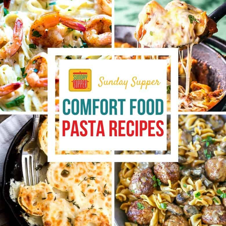 Comfort food pasta recipes sundaysupper forumfinder Gallery