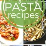 Comfort Food Pasta Recipes on Pinterest