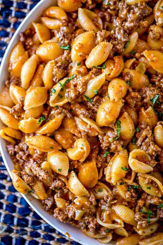 Comfort Food Pasta Recipes #SundaySupper