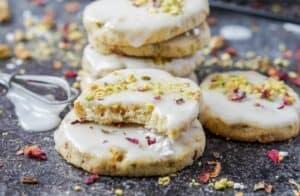 Orange Cardamom Cookies #SundaySupper