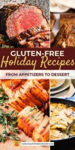 Gluten free holiday recipes pinterest