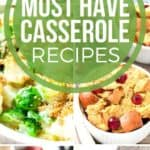 Holiday Casserole Recipes on Pinterest