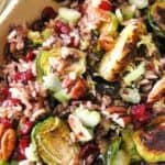 the best holiday salads pin image