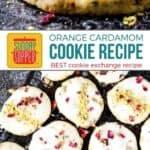 Orange Cardamom Cookies on Pinterest