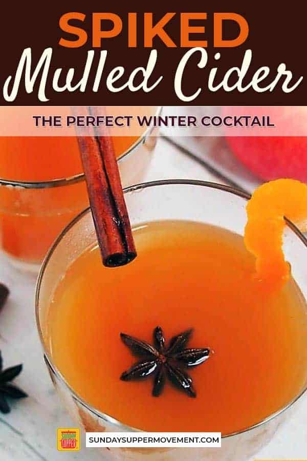 spiked mulled cider pin image