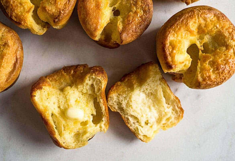 Yorkshire Pudding Recipe #SundaySupper