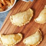Make Ahead Freezer Meals: Chicken Empanadas Pin