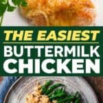 Save Buttermilk Roast Chicken on Pinterest