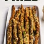 Pin Air Fryer Asparagus