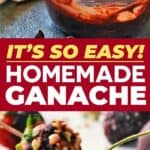 Save How to Make Ganache on Pinterest