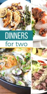 Save Simple Dinner Ideas for Two on Pinterest