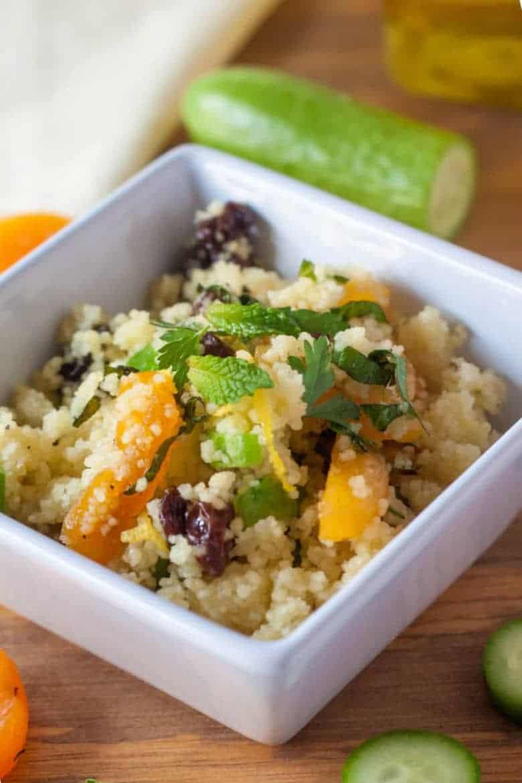 Easter Couscous Salad
