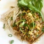 Low Carb Pad Thai #SundaySupper