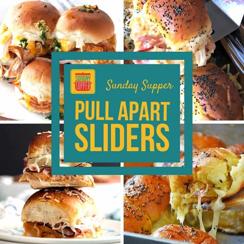Pull Apart Sliders