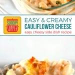 Cauliflower Cheese Casserole on Pinterest