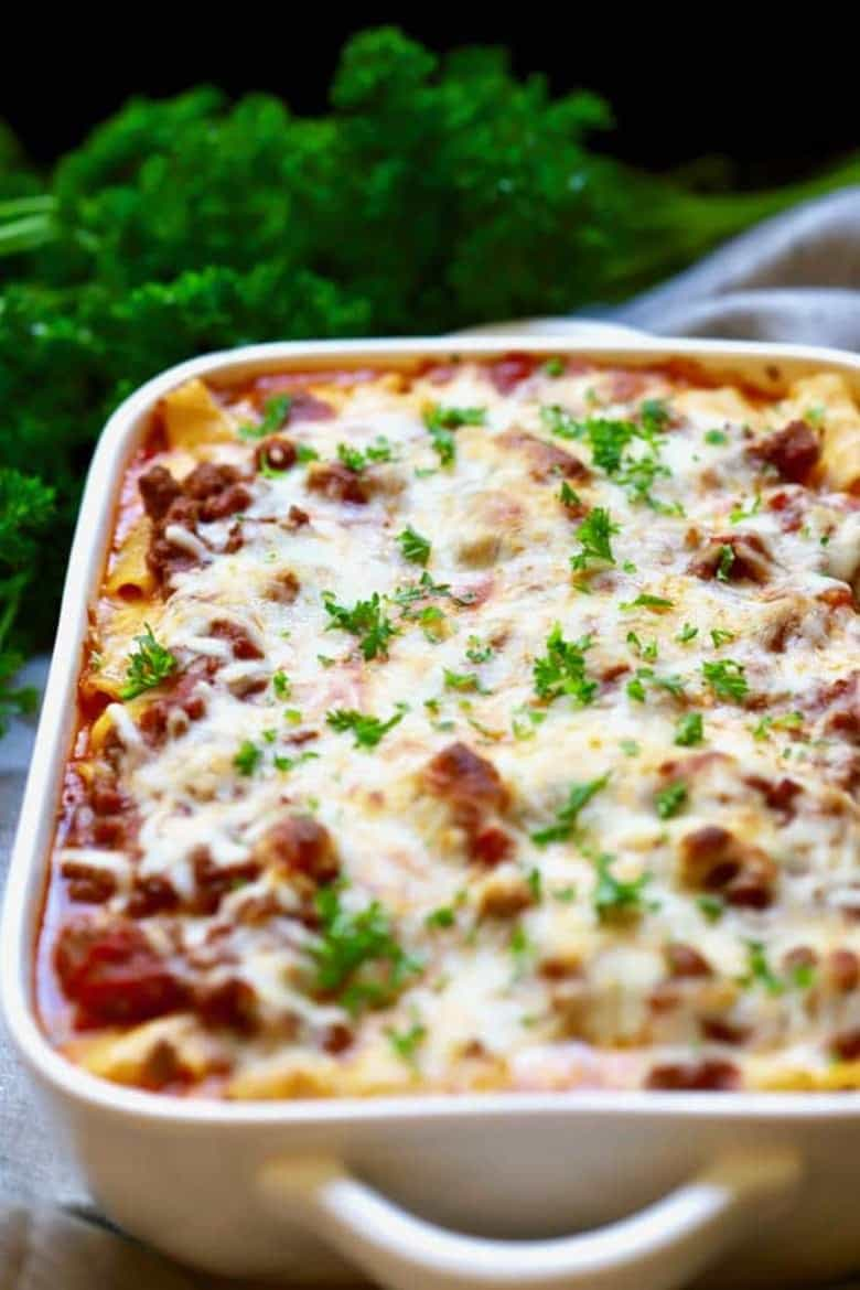 Dinner ideas using ground beef sundaysupper for Things you can make with ground beef
