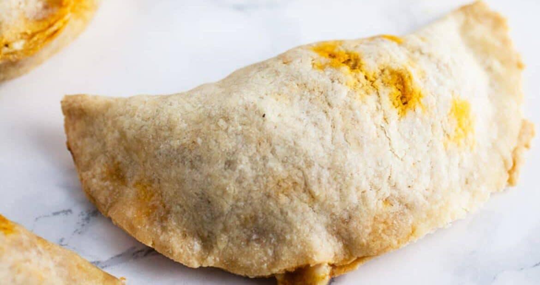 Baked Puerto Rican Meat Pies Empanadas