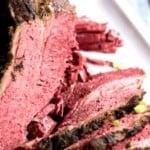 Slow Cooker Brisket Recipe on Pinterest