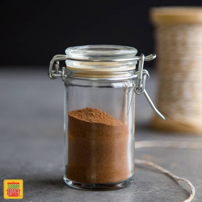 Substitute Pumpkin pie spice recipe