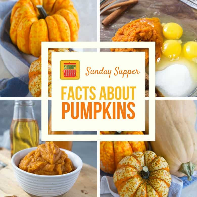 Facts about Pumpkins and Pumpkin Recipes