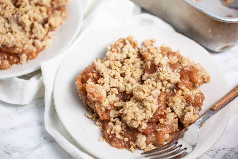 Ina Garten Apple Crisp - Sunday Supper Movement