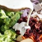 Broccoli Apple Salad on Pinterest
