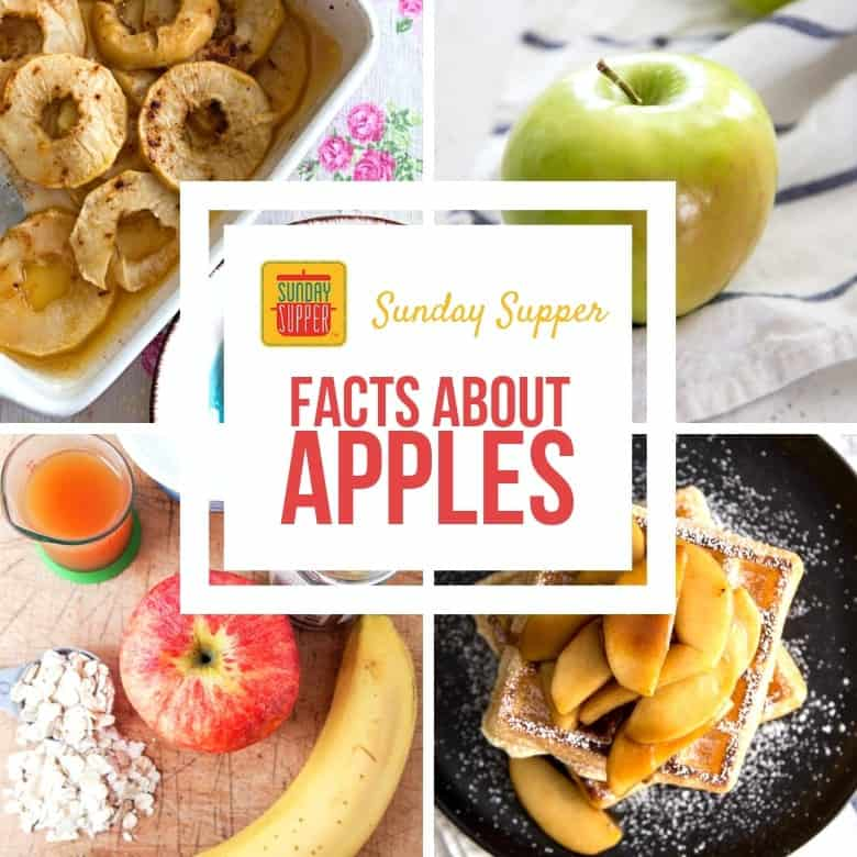 Facts about apples -