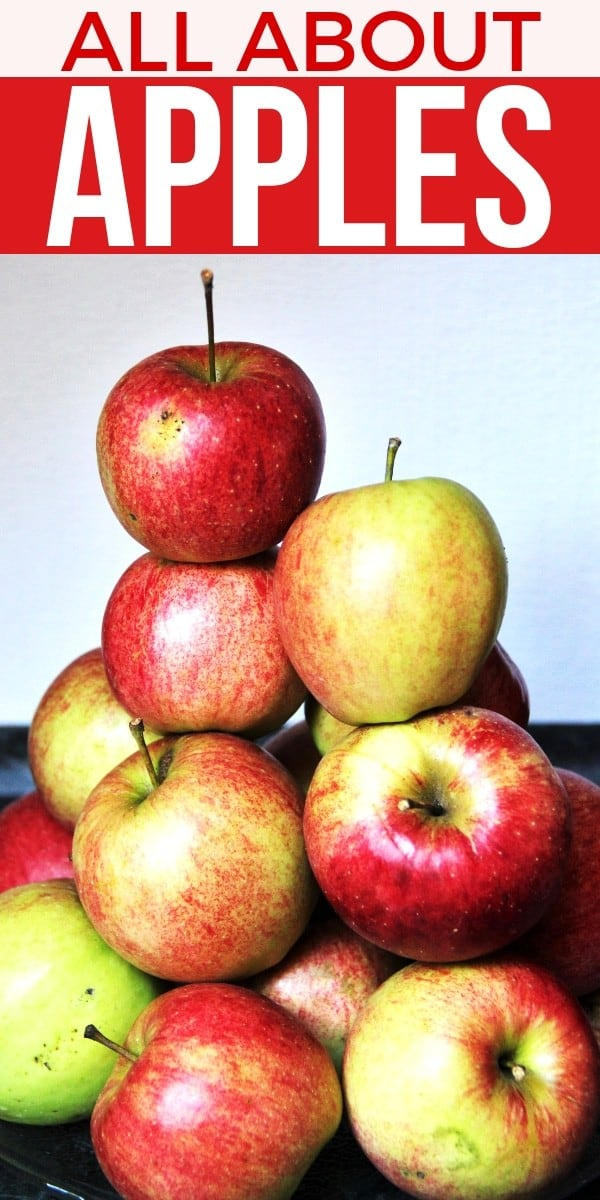 Facts About Apples on Pinterest