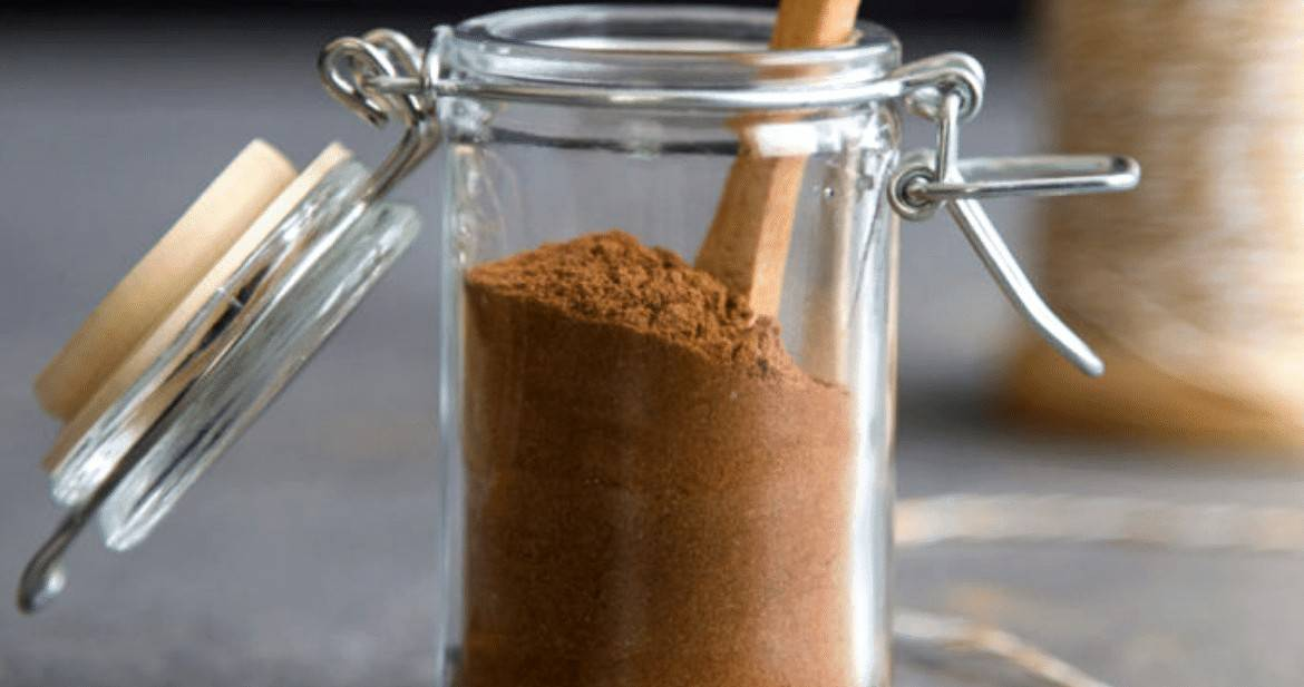 pumpkin pie spice recipe - featured
