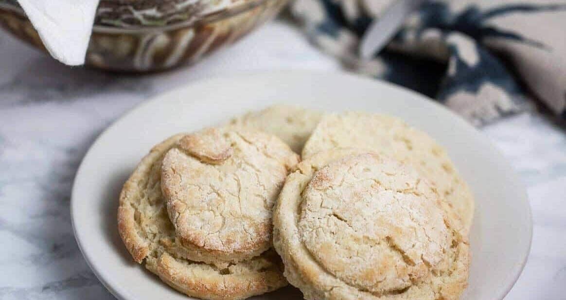 Gluten Free Biscuits #SundaySupper