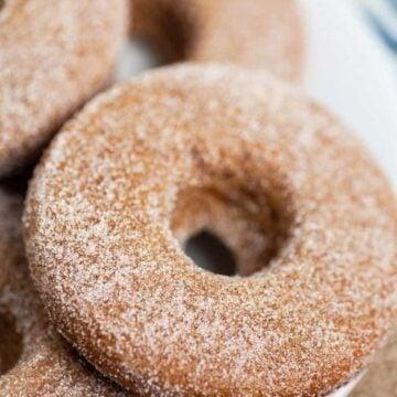 GLuten Free Donuts #SundaySupper