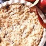 Apple Dump Cake with fresh apples on Pinterest