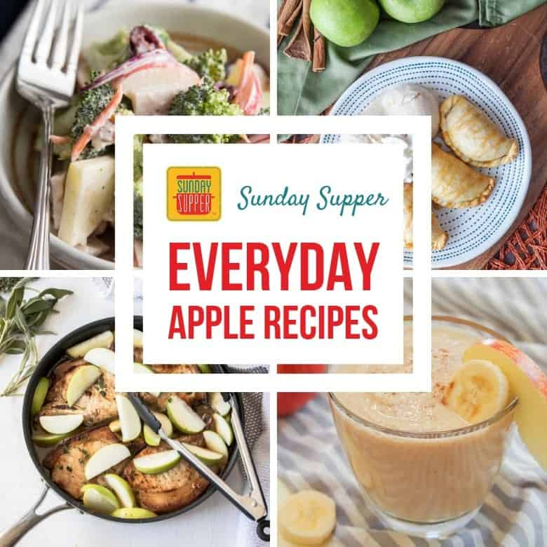 Fresh Apple Recipes for Everyday