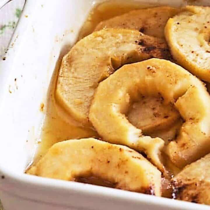 Sliced Baked Apples